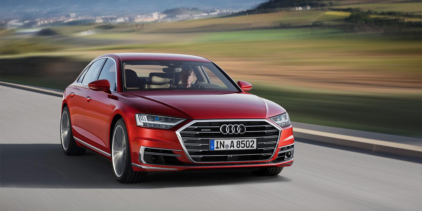 Автомобили Audi A8