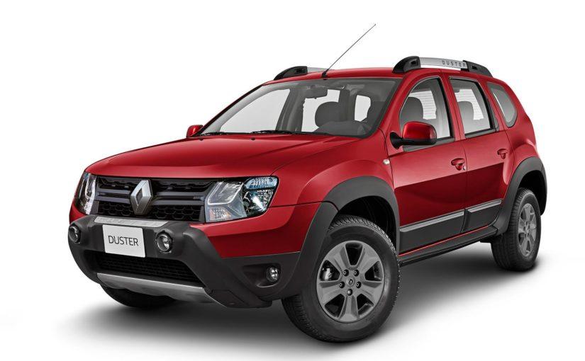 Обзор автомобиля Renault Duster