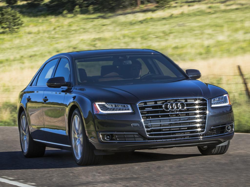 Обзор автомобилей марки Audi