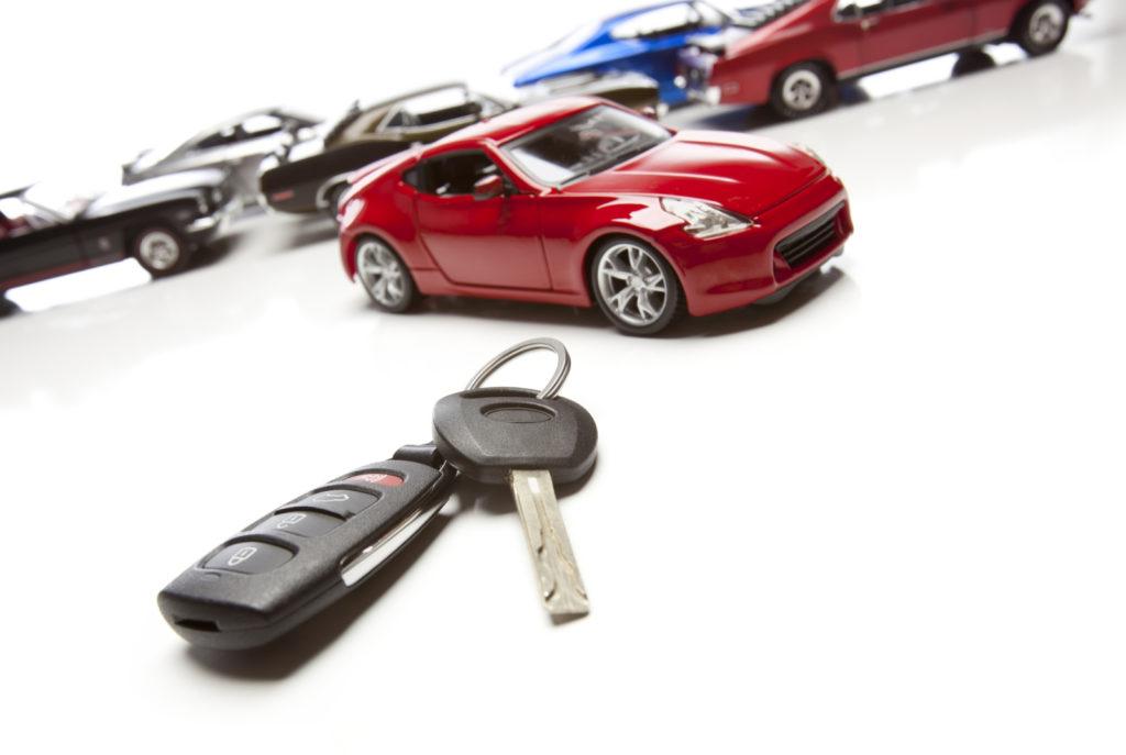 Покупаем автомобили
